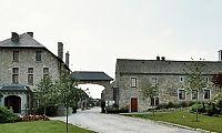Kasteelboerderij Laneffe